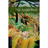 Oxford Bookworms Library: Level 2: The Jungle Book 牛津书虫分级读物