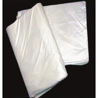 单位物业 家庭搬家环保垃圾袋 加厚 80*100白色垃圾袋 50只