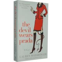 【英文原版】The Devil Wears Prada 穿普拉达的女王 时尚女魔头 电影小说