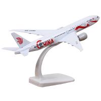 波音B747合金客机商飞c919飞机模型玩具南航