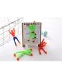 神奇跟翻斗爬墙小人蜘蛛人幼儿园小学生奖品有趣整蛊玩具包邮
