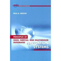 【预订】Principles of Gnss, Inertial, and Multisensor Integrate
