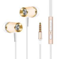 20190702010152270耳机入耳式重低音手机小米通用线控带麦男女生苹果耳塞式金属耳机电脑vivo有线耳麦挂耳