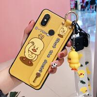 小米8手机壳青春版8SE小米mix2s手机套/max2/3软壳指纹版6x小黄鸭