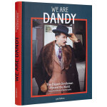 服装设计书籍 We are Dandy,花花公子:全世界的优雅绅士 男士服装搭配