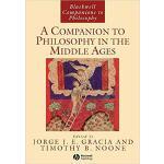 【预订】A Companion to Philosophy in the Middle Ages 9780631216