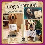 【预订】Dog Shaming 2020 Wall Calendar 9781449497866