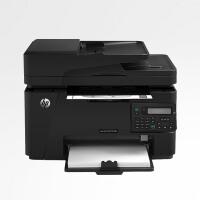 HP/惠普M128fn黑白激光多功能一体机商用办公A4网络打印替代1213