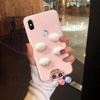红米note7手机壳note7por保护摄像头redmi7A红米7小米6pro硅胶7A全包note5 红米note7 (