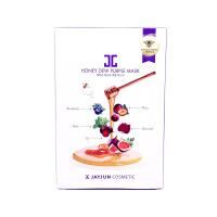 韩国直邮 JAYJUN水光 新品麦卢卡蜂蜜果蔬面膜-紫莓面膜 25ml*5 包邮包税