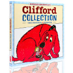 英文原版绘本 Clifford Collection The Original 6 Stories大红狗50周年纪念版