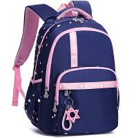 高中学生书包初中女生双肩包大容量校园防水背包