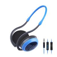 挂式电脑耳机IPAD手机线控通话运动笔记本单孔带