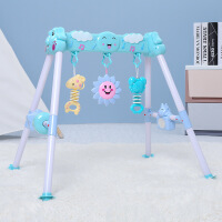 婴儿玩具健身架宝宝 0-1岁儿童3-6-12个月新生儿音乐玩具 生日礼物六一圣诞节新年礼品