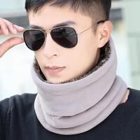 围脖男冬季加绒加厚脖套保暖多功能头套帽户外抓绒情侣围脖韩版潮