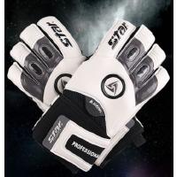 加厚乳胶专业带护指足球守门员门将手套
