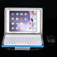 华为荣耀畅玩2 9.6平板电脑5带键盘保护套8寸全包防摔10.1英寸 白色皮套+黑色键盘+鼠标