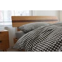 20191106212646918水洗棉四件套全棉纯色纯棉被套床单床笠款床上用品