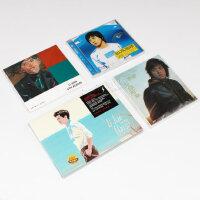 正版 李健专辑 同名专辑+似水流年+为你而来+拾光 4CD+歌词写真本
