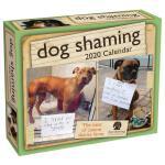 Dog Shaming 2020 Day-to-Day Calendar 9781449497859