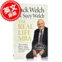现货 商业的本质 英文原版 杰克・韦尔奇 通用电气 经营管理 The Real-Life MBA 平装