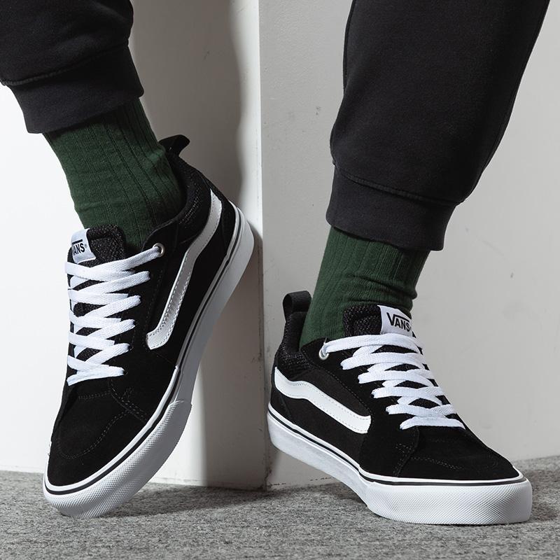 VANS范斯男鞋Filmore运动休闲鞋低帮板鞋VN0A3MTJIJU Filmore运动休闲鞋低帮板鞋