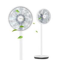 美的(Midea) 电风扇SAD30MA 七片风叶 极简外观 聚风网罩 易拆洗 摇头落地扇 空调伴侣 通风换气 空气循环