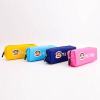 Paul Frank大嘴猴 PL0531缤纷果味-方形笔袋 颜色图案随机单个销售 当当自营