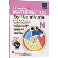SAP Learning Mathematics by the minute N 新加坡数学练习册 学习系列 幼儿园 培