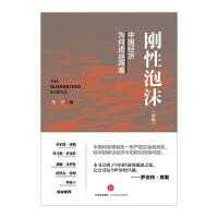 刚性泡沫(新版)朱宁著 中信出版社图书 畅销书 正版书籍