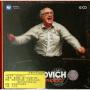 现货 [中图音像][进口CD]罗斯特罗波维奇指挥的肖斯塔科维奇交响曲全集 12CD Shostakovich: The Complete Symphonies