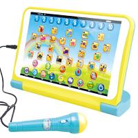儿童平板电脑点读机宝宝益智游戏学习机拼音充电婴幼儿早教机玩具