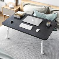 床上书桌可升降学习桌学生宿舍电脑桌懒人折叠寝室家用小桌子