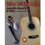 【预订】Guitar Building Basics: Acoustic Assembly at Home