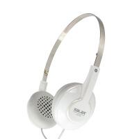 声籁 E358耳机音乐折叠便携钢带时尚HIFI立体声出街情侣主