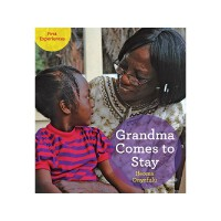 英文原版 Grandma Comes to Stay