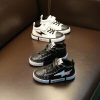 儿童棉鞋男男童棉鞋子女童休闲板鞋