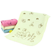 永亮毛巾 聚酯纤维童巾儿童毛巾儿童面巾