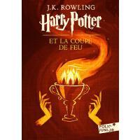 法语原版 哈利波特与火焰杯 Harry Potter, IV : Harry Potter et la Coupe d