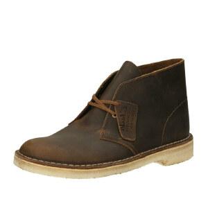【香港现货】Clarks/其乐男鞋2017秋冬新款经典复古沙漠靴Desert Boot专柜正品直邮