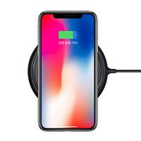 mophie苹果无线充电器快充版 适用新iphone8/8plus/iPhoneX