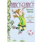 【预订】Fancy Nancy: Nancy Clancy, Soccer Mania