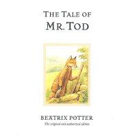 Original Peter Rabbit Books: The Tale of Mr. Tod 彼得兔系列:托德先生的故事 ISBN 9780723247838
