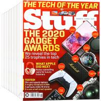 英国 STUFF 杂志 订阅2021年 F18 数码玩意 电子科技产品工业产品设计 电脑手机耳麦相机设计杂志