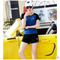 新款大码运动套装跑步健身衣 短袖短裤速干两件套运动服女士休闲服 可礼品卡支付