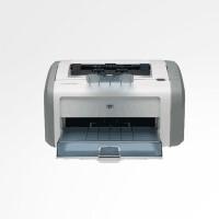 惠普1020 Plus 黑白激光打印机A4小型个人办公家用会计凭证打印 升级版104a/104w