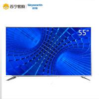 【苏宁易购】Skyworth/创维 50V6E 50��4K18核超高清智能网络平板液晶LED电视