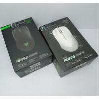 Razer/雷蛇 Abyssus 地狱狂蛇2014新版游戏鼠标  绿色呼吸灯  全新盒装正品行货