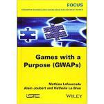 【预订】Games With A Purpose (Gwaps) 9781848218031