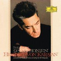 现货 贝多芬交响曲全集 卡拉扬